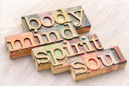 body mind spirit soul